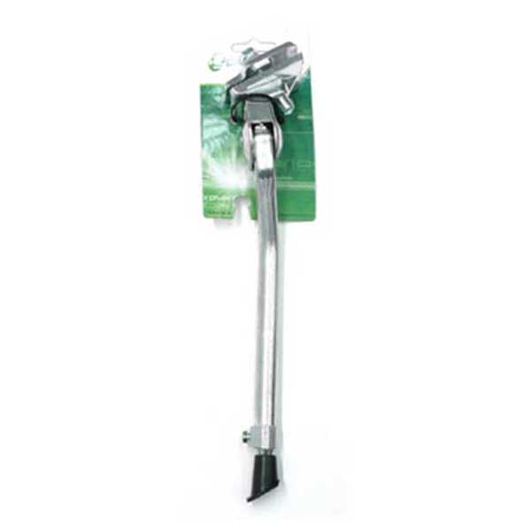 "Proseries Silver Alloy Centre Mount Adjustable Kick Stand 20""-28"" Bike 6257A"