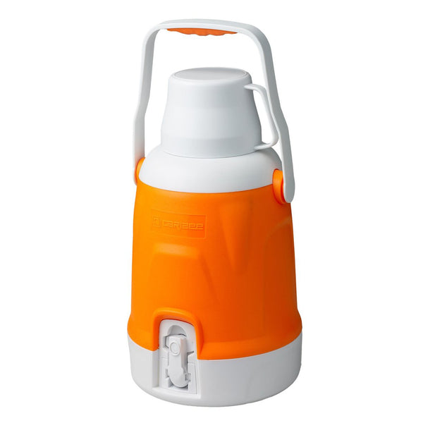 Caribee 5L Cooler Jug ORANGE