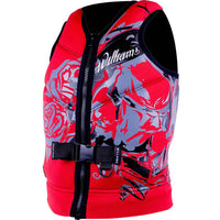 Williams Mens Sector Neoprene Buoyancy Vest S-2XL