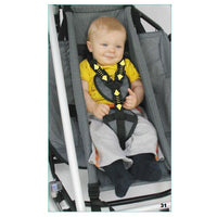 Croozer Infant Baby Sling For C3 Kid Trailer