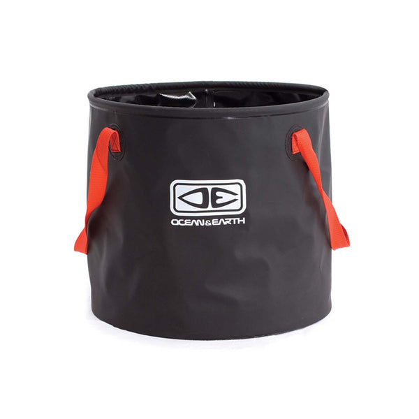 Ocean & Earth High N' Dry Collapsible Wetty Bucket BLACK