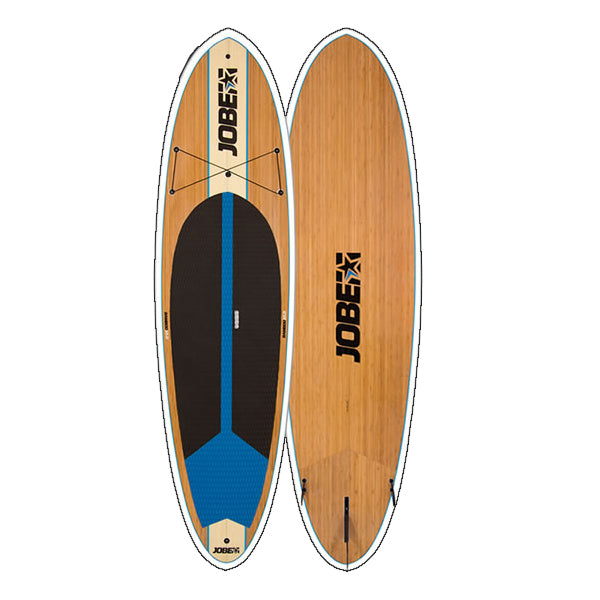 Jobe Bamboo Stand Up Paddle Board SUP 10'