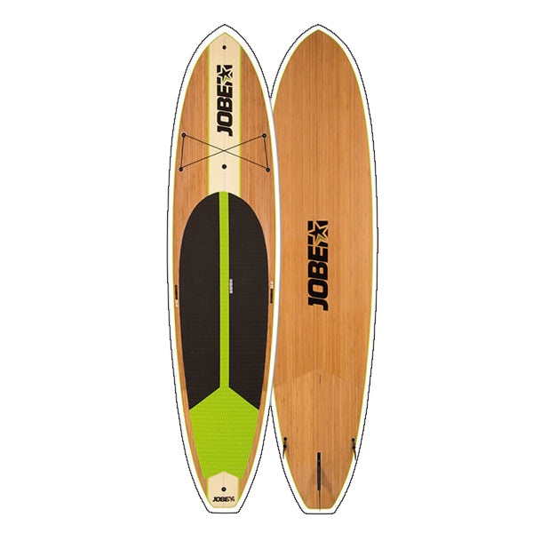 Jobe Bamboo Stand Up Paddle Board SUP 11'