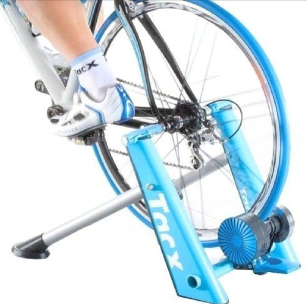Tacx Satori Blue Twist Wind Trainer T2675