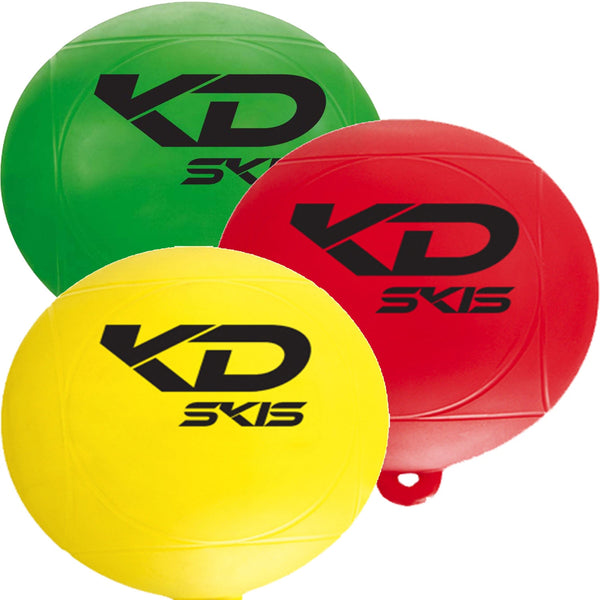 KD Kidder Slalom Course Buoys Ski Course Set x 26 Buoys