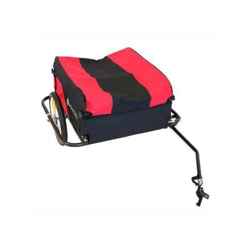 Pro Series Dual Wheel Cargo Storage Bicycle Trailer