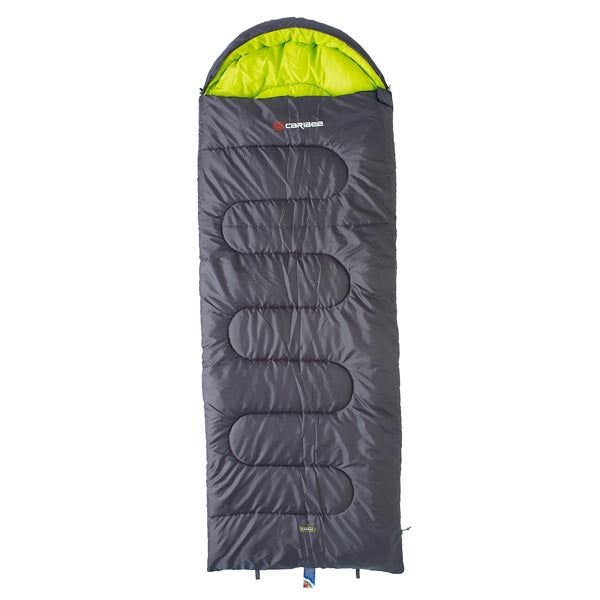 Caribee Glacial Bay Jumbo Hooded 0c Sleeping Bag