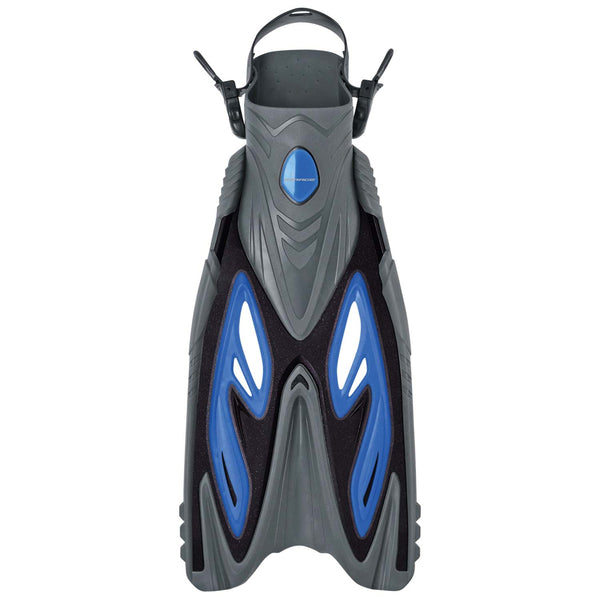 Mirage Diamond Gold Series Snorkel Fins ONLY L/XL BLUE