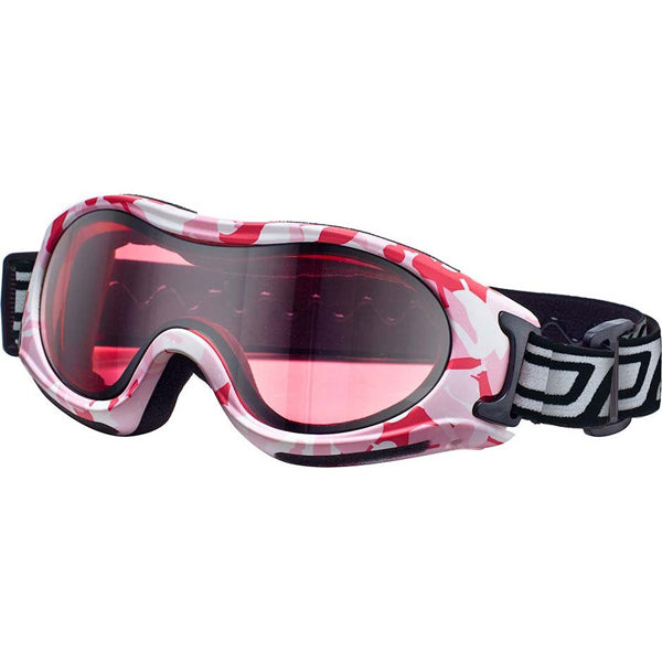 Dirty Dog Monster Kids Snow Ski Goggles
