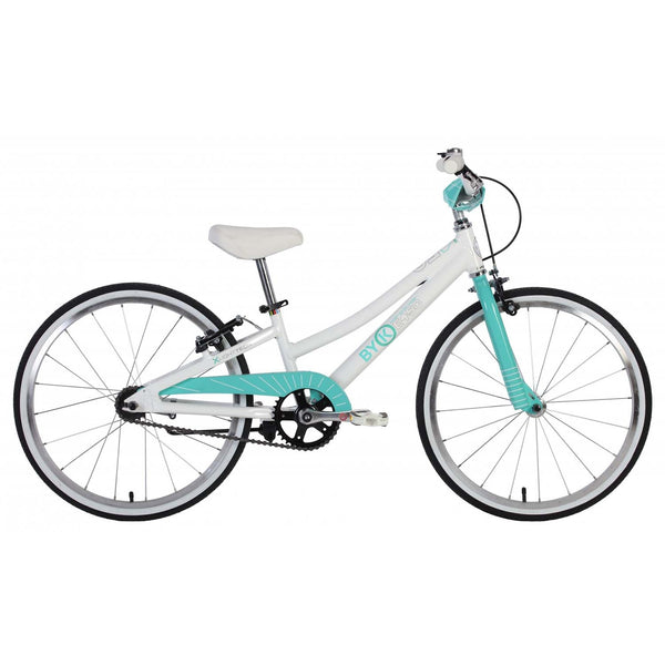 BYK E-450 Kids Bike Girls Bicycle- CELESTE GREEN