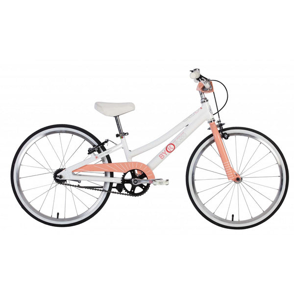 BYK E-450 Kids Bike Girls - CORAL PINK
