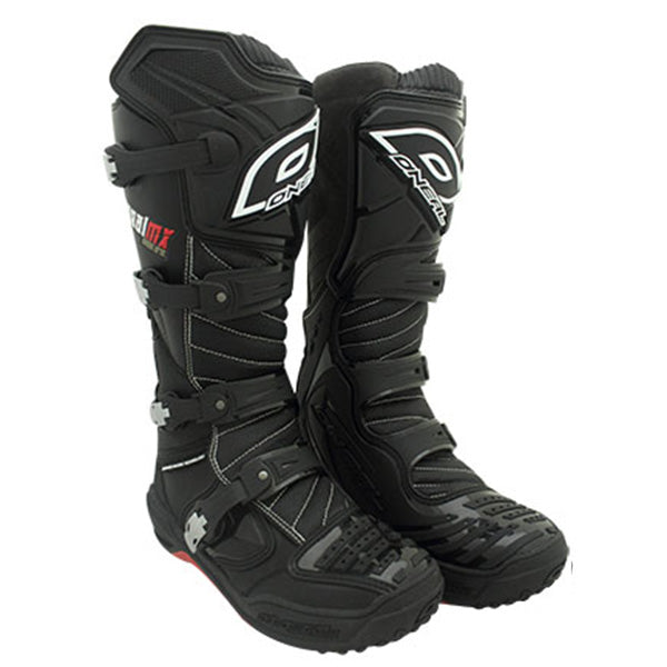Oneal Element Platinum Motorbike Boots