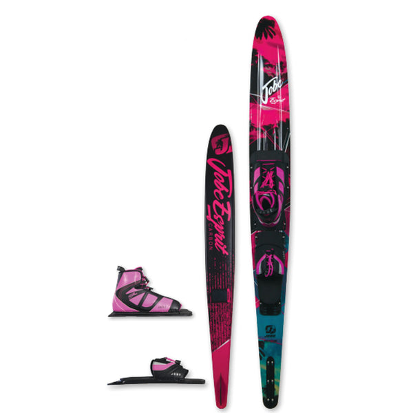 Jobe Esprit Slalom Ski with Bliss Binding