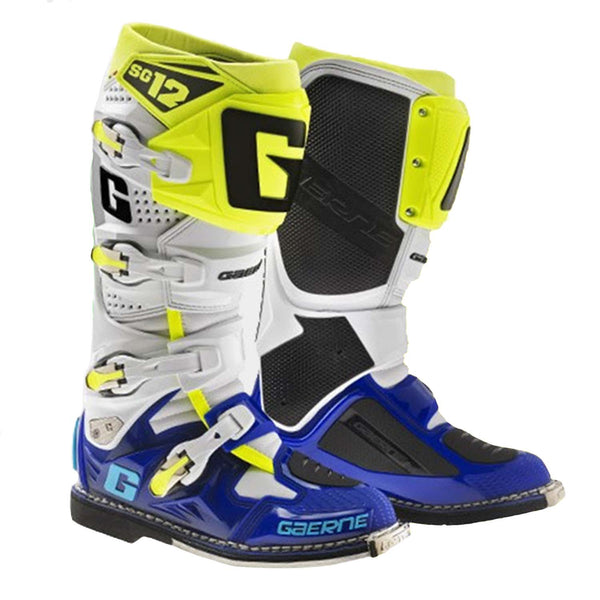 Gaerne SG12 Adult Moto Cross Boots