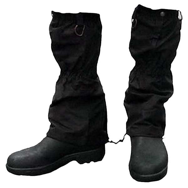 Didgeridoona Oilskin Knee Length Gaitor Guards