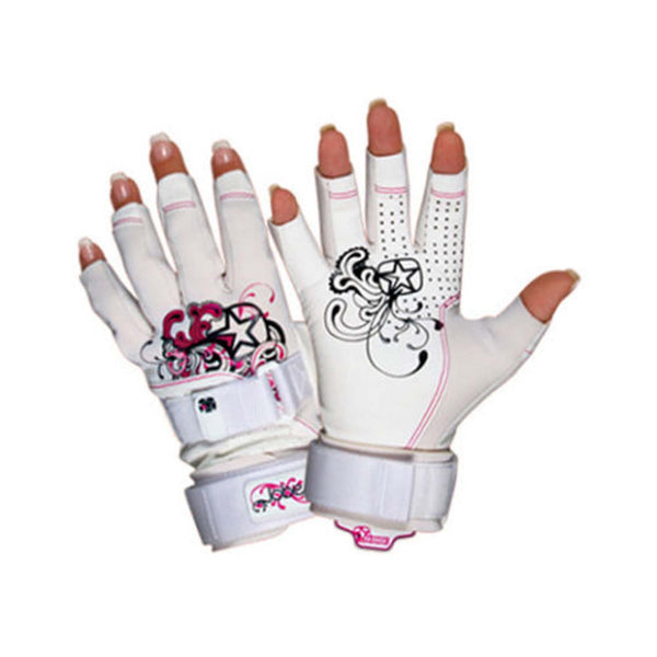 Jobe Flair Ladies Gloves White