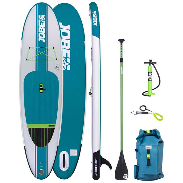 "Jobe Aero Inflatable 10'6"" SUP Stand Up Paddle Board"