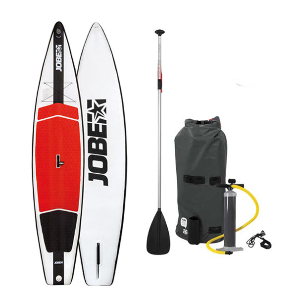 "Jobe Aero Race Inflatable 12'6"" SUP Stand Up Paddle Board"