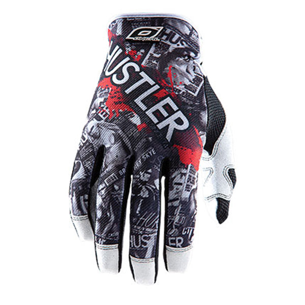 Oneal Jump Mens Motor Cross Gloves-Hustler-S=8