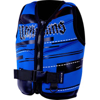 Williams Youth Stitch Neoprene Life Jacket Blue