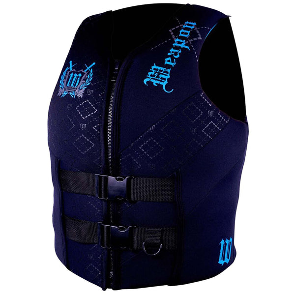 Williams Mens Weapon Neoprene Buoyancy Vest S-2XL