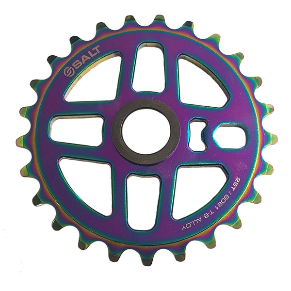 Salt BMX Pro Sprocket 25T Oil Slick
