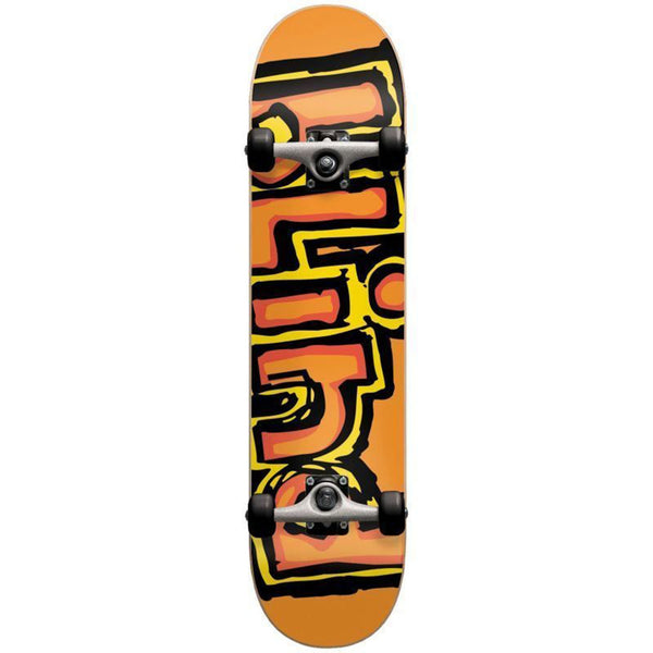 "Blind OG Matte Logo  7.875"" Skateboard Orange"