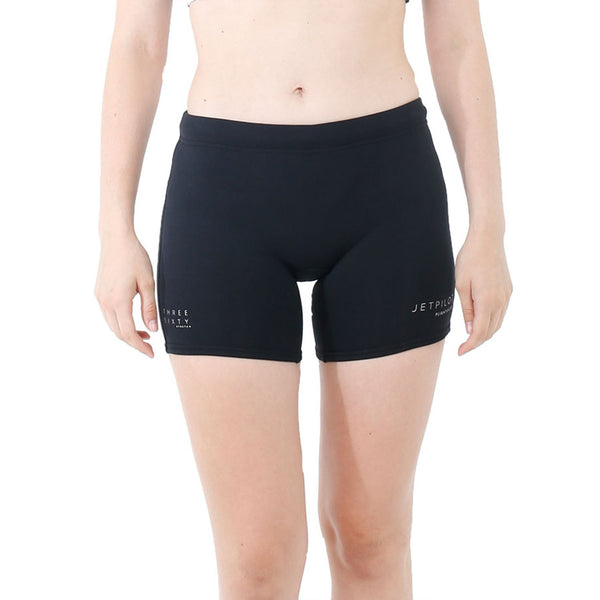 "Jet Pilot Flight 5"" Ladies Neoprene Wetsuit Shorts S19510"