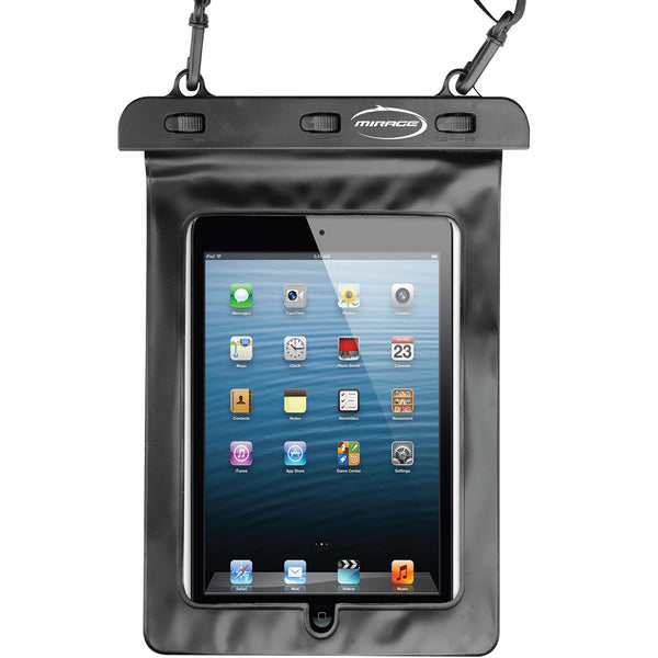 Mirage Waterproof I Pad Case Large