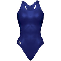 Mirage Womens One Piece Bathers BLUE