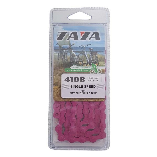 Taya BMX Bike Chain Royal MAGENTA