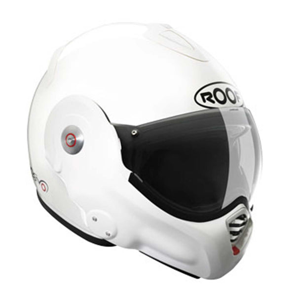 Roof Desmo White Full Face Helmet