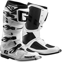 Gaerne SG12 Adult Moto Cross Boots WHITE