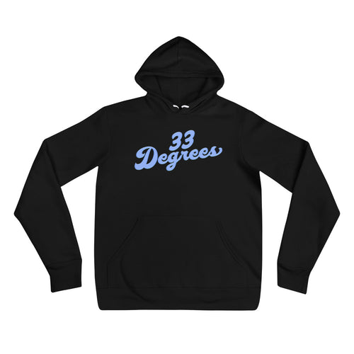 N33ZY '33 Degrees' Men's hoodie