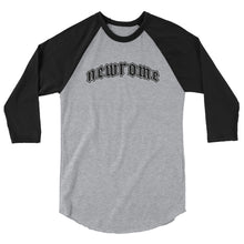 Load image into Gallery viewer, New Rome Raglan Tee w/ Tear Away Label