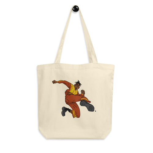 BOREGARD. Bruce Lee Workin' Eco Tote Bag