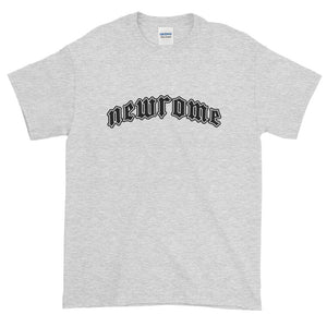 New Rome T-Shirt (Blk Letters)