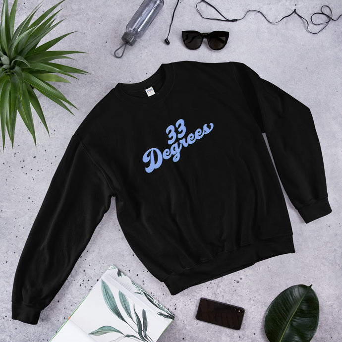 N33ZY '33 Degrees' Sweatshirt