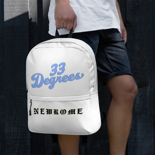 N33ZY '33 Degrees' Backpack