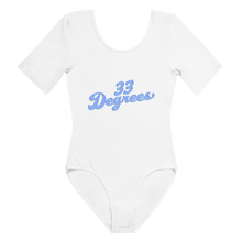 Load image into Gallery viewer, N33ZY '33 Degrees' Short Sleeve Bodysuit