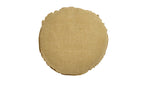 Coussin rond Ø 63cm lin changeant - Bed and philosophy