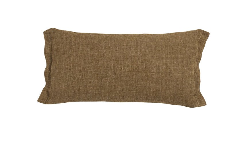 Coussin 60x30 lin changeant - Bed and philosophy