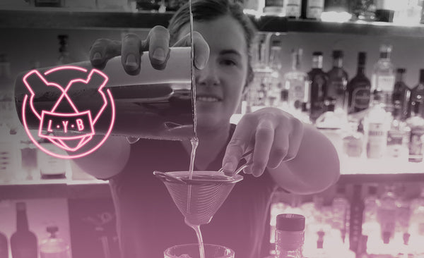 Love Your Bartender #5: Eliane Simon, Bar Fly