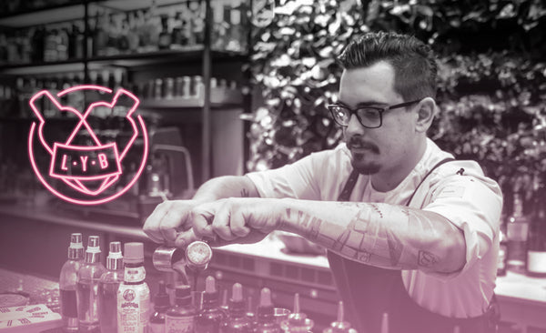 Love Your Bartender #4: Yannick Bertram, Herbarium
