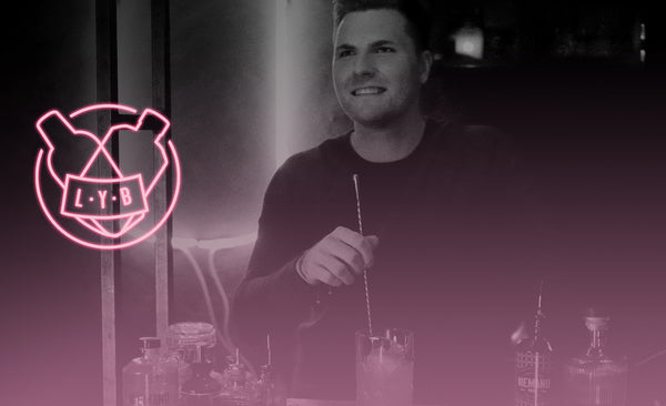 LOVE YOUR BARTENDER #14: JANNIK PREUSCHE