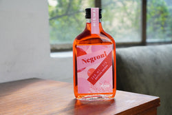 "Niemand Bottled ""Negroni"""