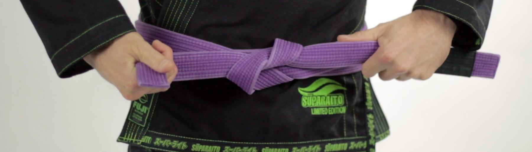 How To Tie your Belt like a Pro | The Gi Experts