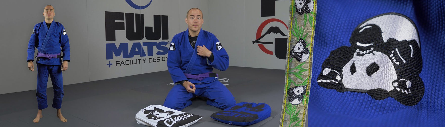 Quick Gi Review: Inverted Gear Panda Classic Gi