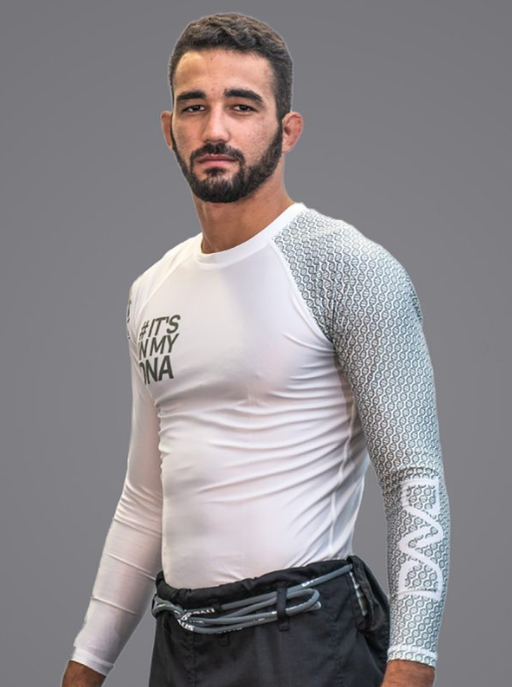 Braus DNA Rashguard Long Sleeve