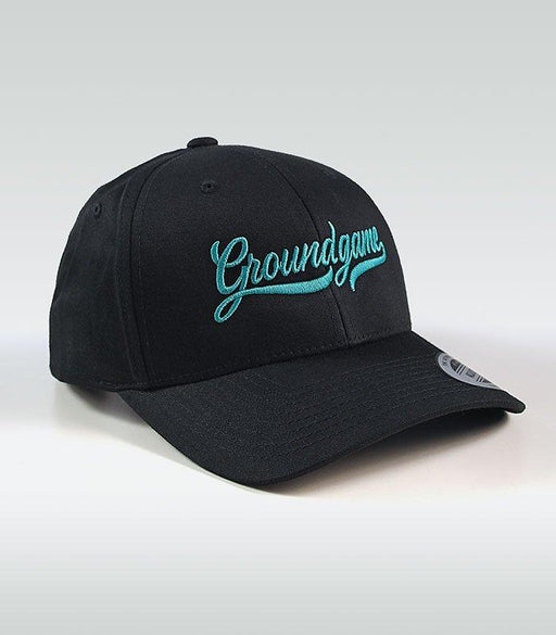 Ground Game College Cap Black